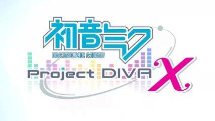 PS Vita/PS4「初音ミク Project DIVA X」