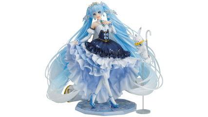 【グッスマ】フィギュア「雪ミク Snow Princess Ver.」