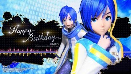 KAITO兄さん生誕10周年