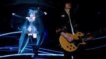 「BUMP OF CHICKEN」東京ドーム公演で初音ミク